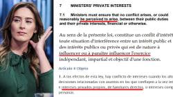 Per la legge degli altri Paesi dell'Unione Europea, la Boschi è in pieno conflitto di interessi su Banca Etruria (di C.