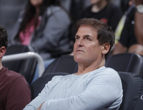 Cuban to donate $10M after report on his NBA team