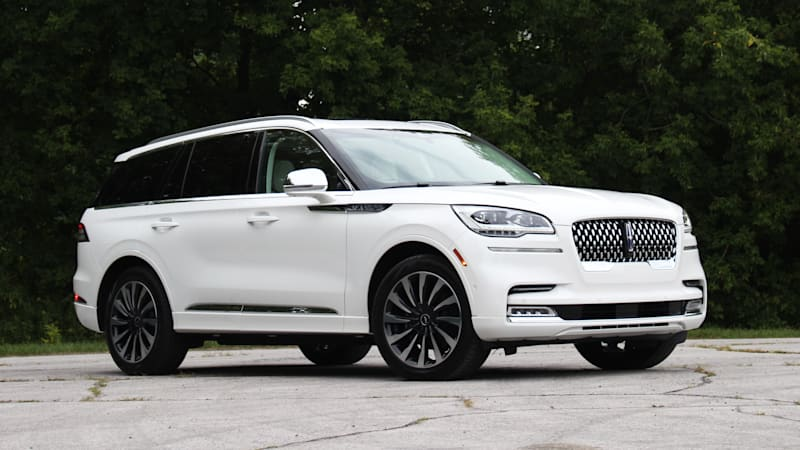 2021 Lincoln Aviator Review | America's finest crossover