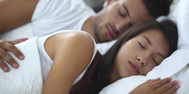 The amount of sleep you get could affect your marriage