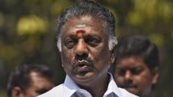 Panneerselvam-Led Faction Talks Tough, Says No Merger Till Sasikala, Dinakaran Resign From