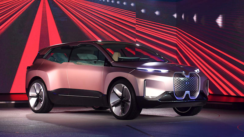 BMW targets pre-pandemic margins while investing in electric cars
