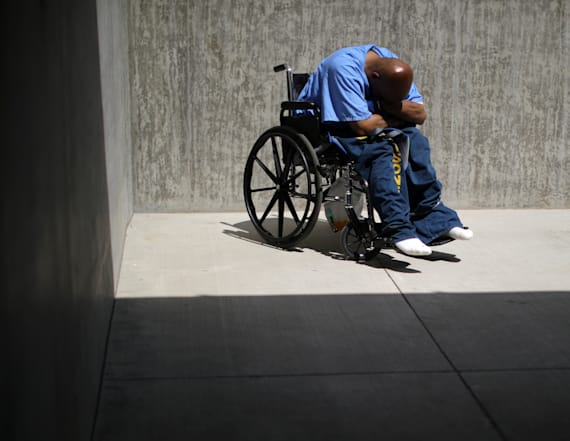 California deals with illnesses among aging inmates
