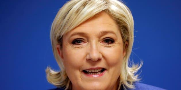Marine Le Pen reprend mot à mot les revendications des syndicats pénitentiaires.