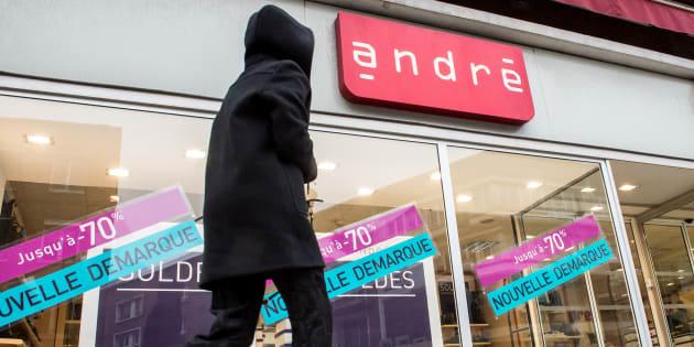 Le site Spartoo rachèterait le chausseur André à Vivarte, sans suppression de poste