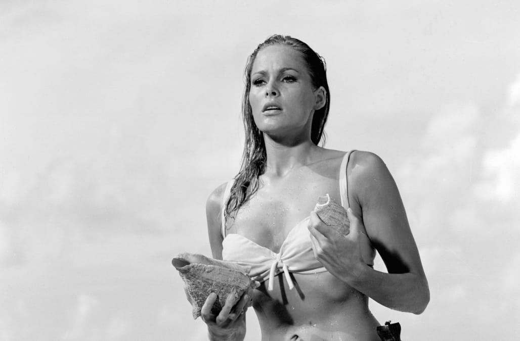 Original Bond girl Ursula Andress, who played Honey Ryder, is now 83 : See her through the years