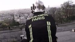 Les pompiers de Paris passent en mode