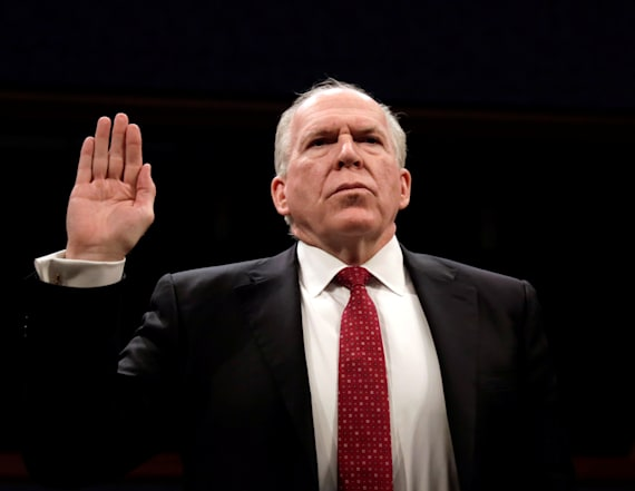 WATCH: Brennan testifies on Russia allegations