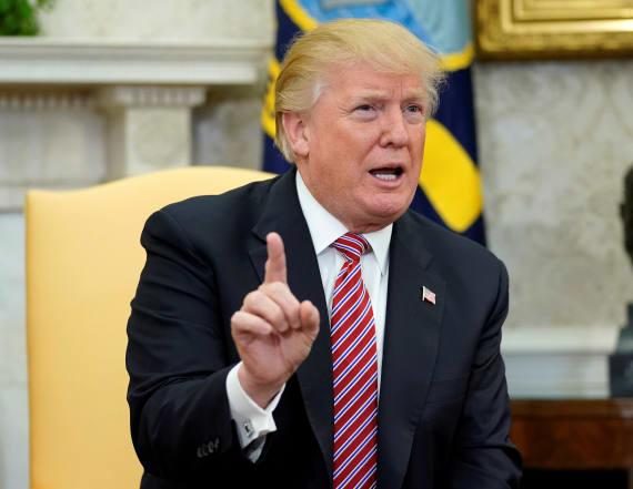 Trump thanks 'Leakin' Monster' Adam Schiff