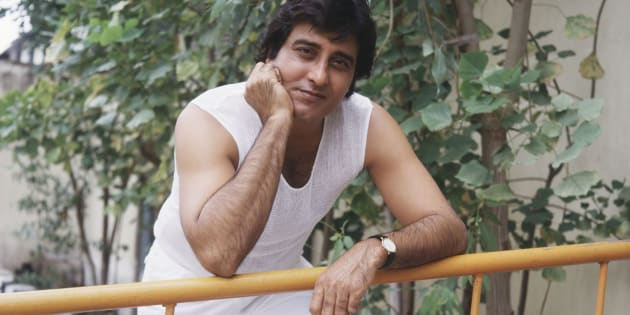 1988, Portrait of Vinod Khanna. (Photo by Dinodia Photos/Getty Images)