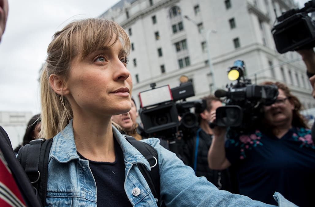 Allison Mack: Inside her journey from 'Smallville' to alleged sex