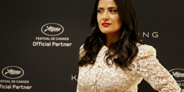Cannes 2018: Salma Hayek appelle les acteurs à agir aussi pour l'égalité des salaires entre les hommes et les femmes