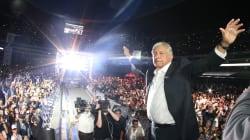 Andrés Manuel López Obrador es el virtual ganador a la presidencia, según el conteo
