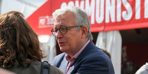 À la Fête de l'Humanité, Pierre Laurent règle ses comptes à distance avec Jean-Luc Mélenchon