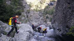 Le corps d'une 5e victime retrouvé dans le canyon de Zoicu en Corse après une