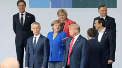Trump considère l'UE comme un