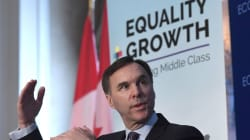 Liberals Try To Outflank NDP In Left-Leaning Federal