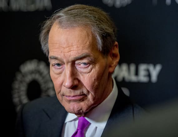 Charlie Rose fired by CBS News
