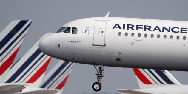 Les grèves du printemps ont coûté 335 millions d'euros à Air France-KLM