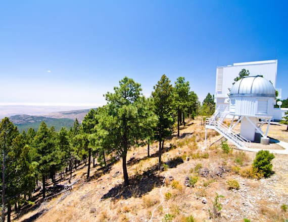 Mysterious closure of observatory sparks speculation