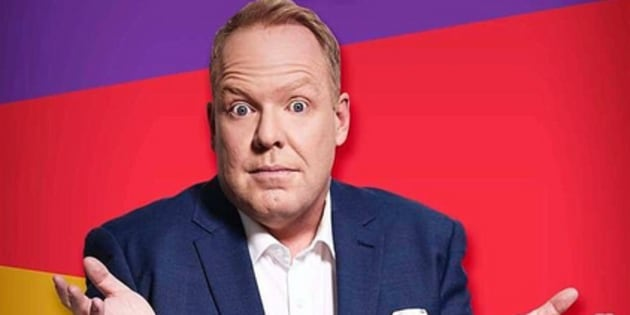 Peter Helliar stars in Network Ten's new family gameshow Cram!