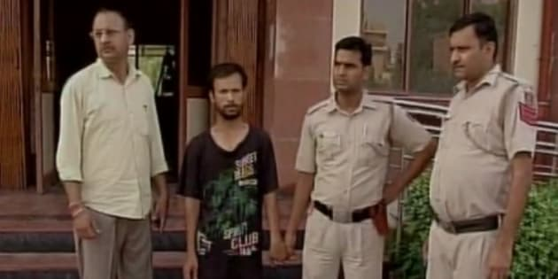 Delhi: Man claims 'ghost' made him chop daughter's ear