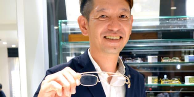 「西村プレシジョン」の西村昭宏社長