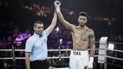 Tony Yoka débarque dans la cour des grands après un combat expédié en deux