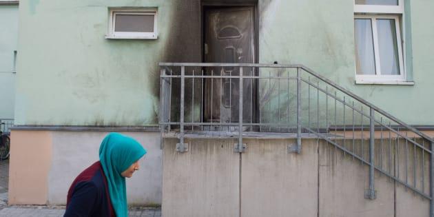 Attentat contre une mosquée à Dresde: un orateur du mouvement anti-islam Pegida arrêté