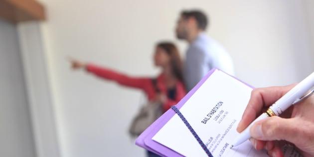 Un nouveau bail sans caution destiné aux étudiants et aux précaires voté adopté à l'Assemblée nationale (photo prétexte)