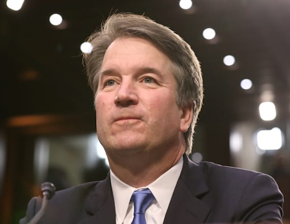 Kavanaugh floats virginity as sexual assault defense