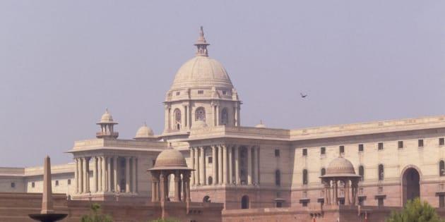 New Delhi, Parliament - India
