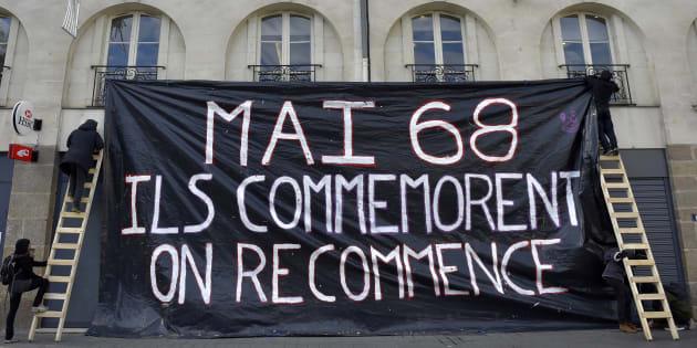 Comment Mai 68 a formé toute une génération de militants.