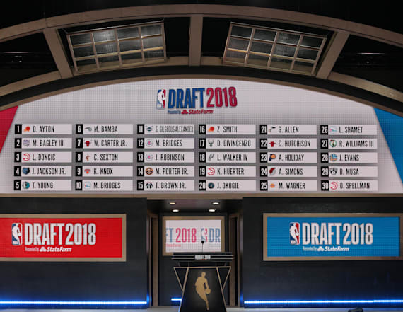 Leaked NBA draft picks helped one team avoid trade