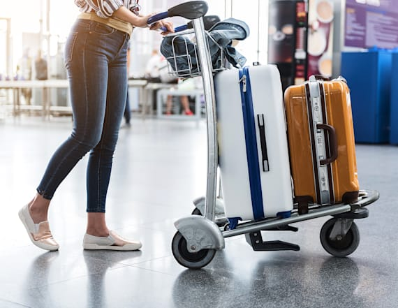 Prime Day: This two-piece luggage set is 70% off