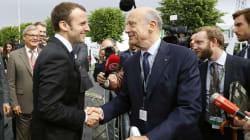 À Bordeaux pour le grand débat, Macron rencontre Juppé le jour de sa