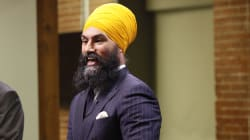 Jagmeet Singh Says He Doesn't Have The 'Luxury' To Lack