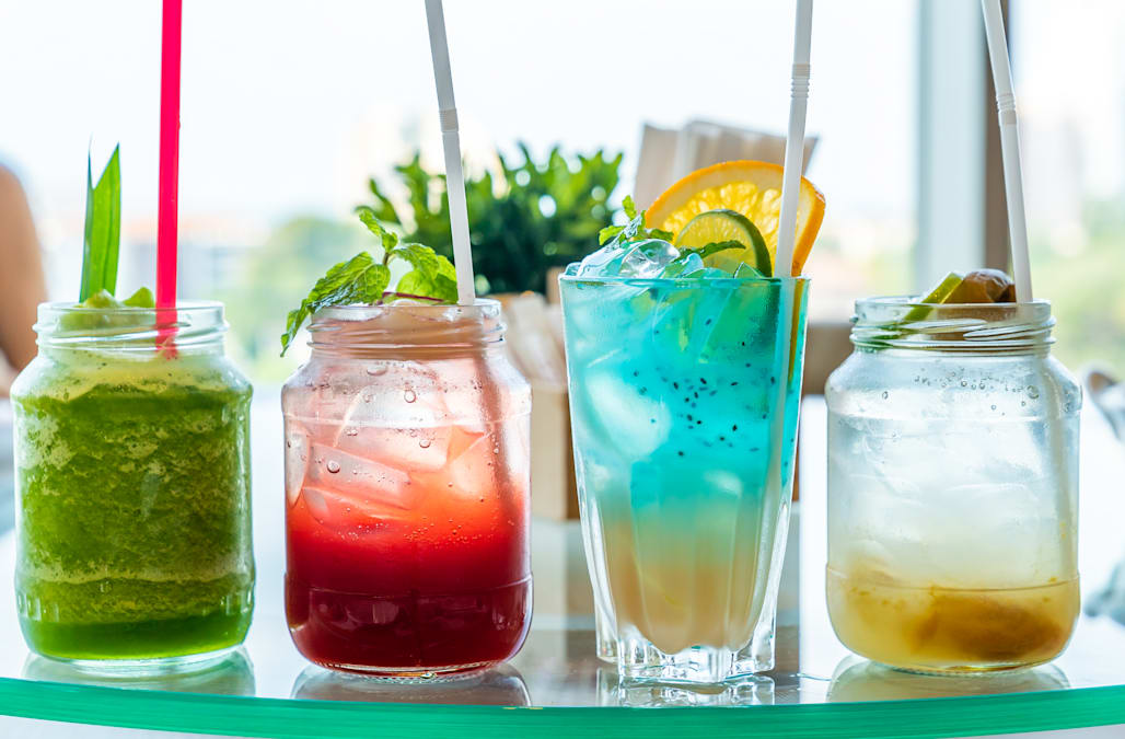 12 Summer Mocktails Everyone Can Sip On