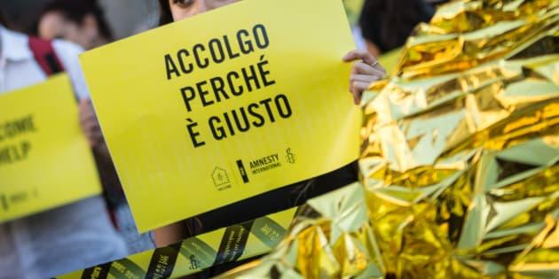 Da Amnesty un atto di accusa verso il governo italiano in te