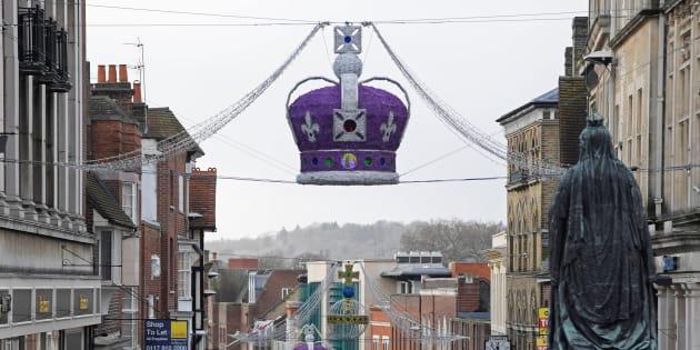 À Windsor, la municipalité veut déloger les sans-abris avant le mariage du prince Harry et de Meghan Markle