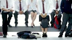 Boys At U.K. School Don Skirts In Rebellion Against Uniform