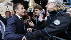 Macron se justifie sur Pétain: