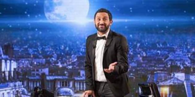 """Cyril Hanouna dans le """"Hanounight Show"""" sur Canal+"""