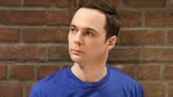 Sheldon Cooper de