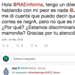 Cuanto más sutil, más doloroso: el guantazo de la RAE a este tuit triunfa en