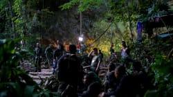 Un sauveteur meurt en portant secours aux enfants prisonniers d'une grotte en