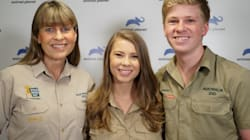Steve Irwin's Family Is Launching A New TV
