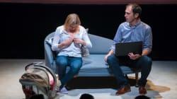 BLOGUE L'excellente pièce «Baby Sitter» inaugure la nouvelle salle l'Espace le vrai