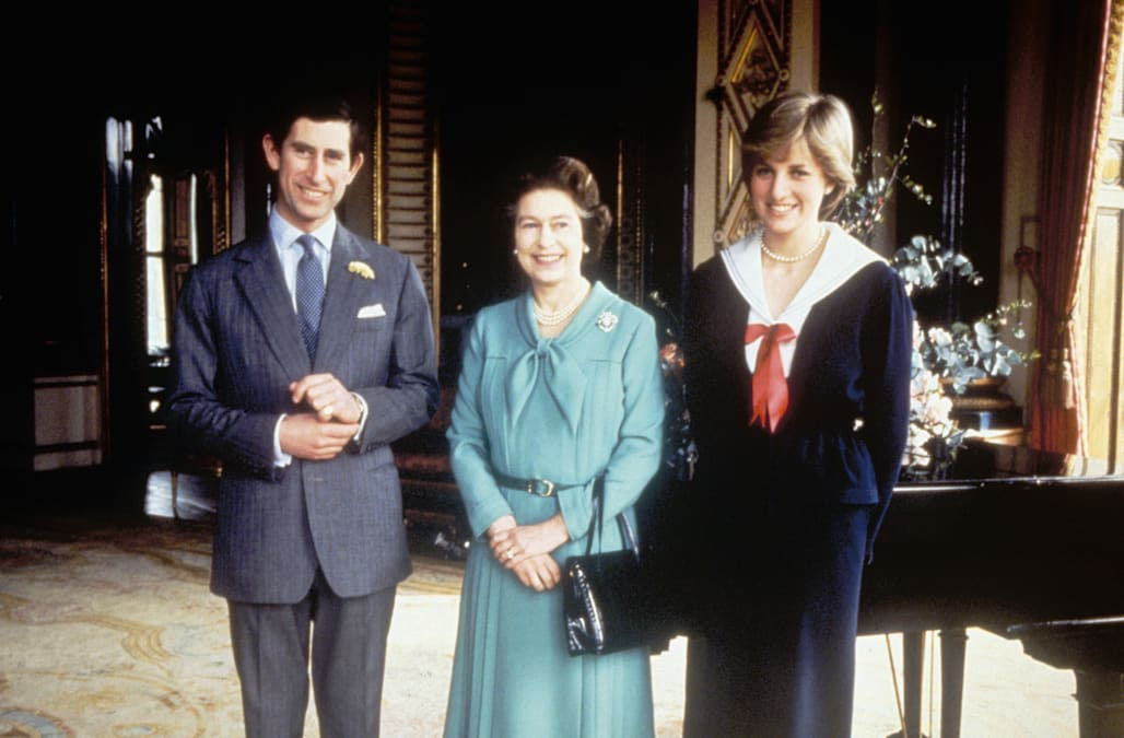 TV documentary makes shocking claim about Queen Elizabeth\'s reaction ...