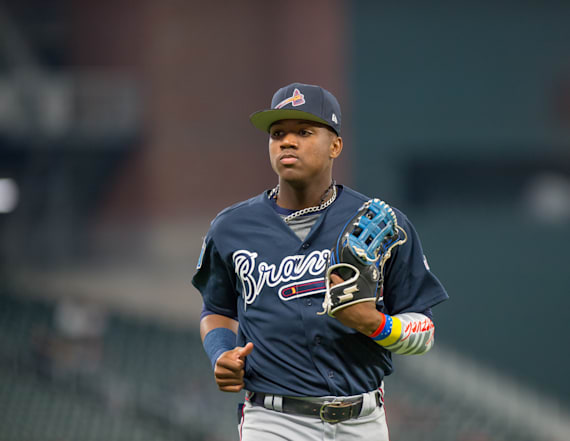 Atlanta Braves call up MLB's top prospect